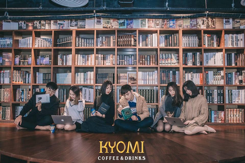 KYOMI Coffee & Drinks