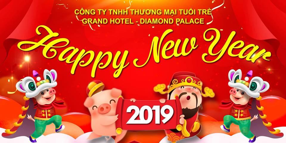 Chúc mừng năm mới 2019