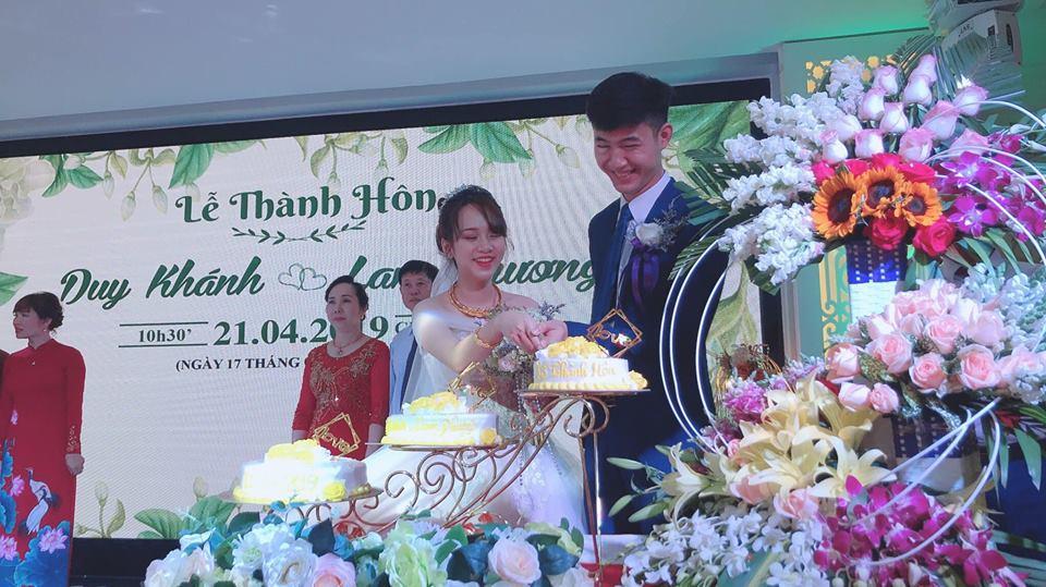 Đám cưới: Duy Khánh - Lam Phương