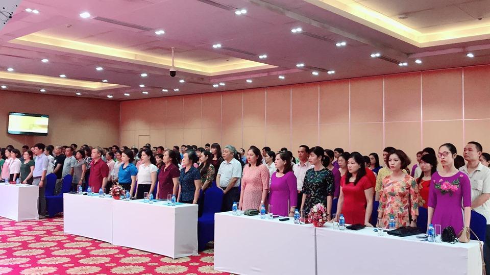 Hội nghị Người lao động năm 2019 của Công ty CP Môi trường đô thị Hòa Bình