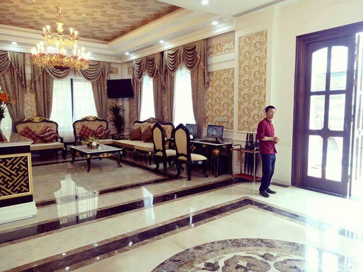 Không gian khách sạn Grand