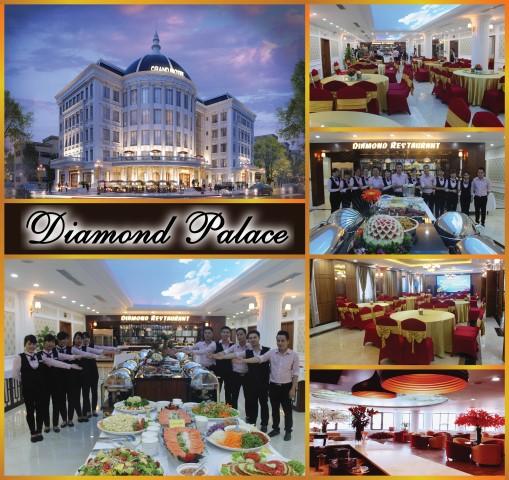 Nhà hàng Diamond Kính chào quý khách